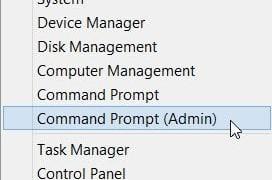 Atajos de teclado del menú Win+X en Windows, de los que puede que no haya oído hablar