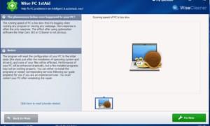 Wise PC 1stAid: Solución de problemas de software gratuito para solucionar problemas de Windows