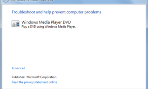 Solución de problemas del Reproductor de Windows Media con estos Solucionadores de problemas en Windows 10/8/7