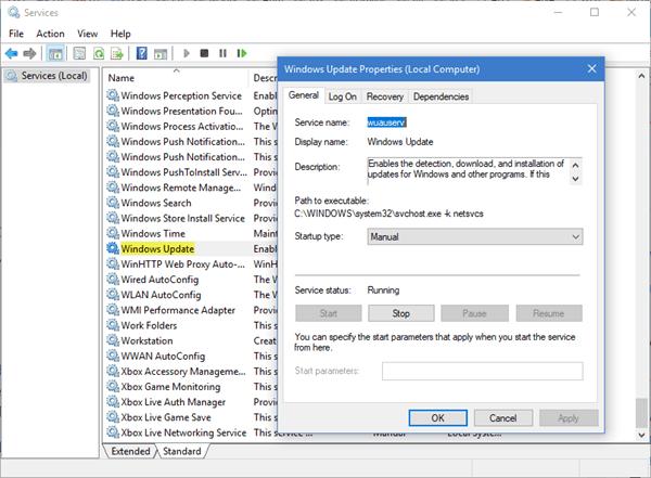 ¿Qué es wuauserv? Cómo corregir el alto uso de la CPU de wuauserv en Windows 10