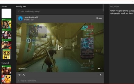 Cómo activar la configuración de transmisión por secuencias muy alta en la aplicación de Windows 10 Xbox