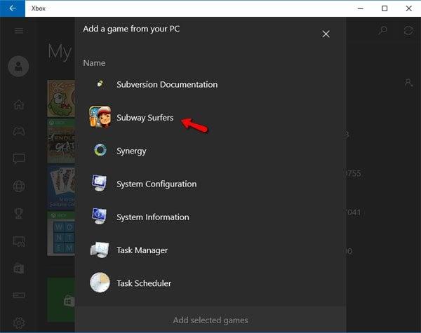 Aplicación para Windows 10 Xbox: Funciones y uso 3