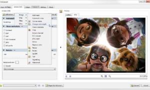 XnConvertir: Software de procesamiento de imágenes todo en uno para Windows
