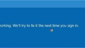 Error crítico El menú Inicio no funciona en Windows 10