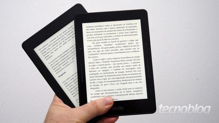 Amazon deja de vender Kindle Voyage en los EE. UU. 2