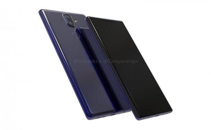 Los detalles filtrados de Nokia 9 1