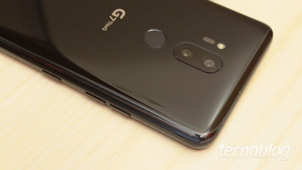 LG G7 ThinQ: ordenado en casi todo 3