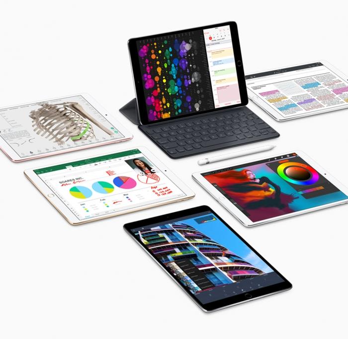 El nuevo iPad Pro tiene un procesador hexa-core y hasta 512 GB de espacio 2