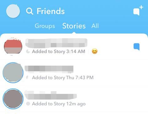 Snapchat responde a la petición para renunciar a su rediseño 2