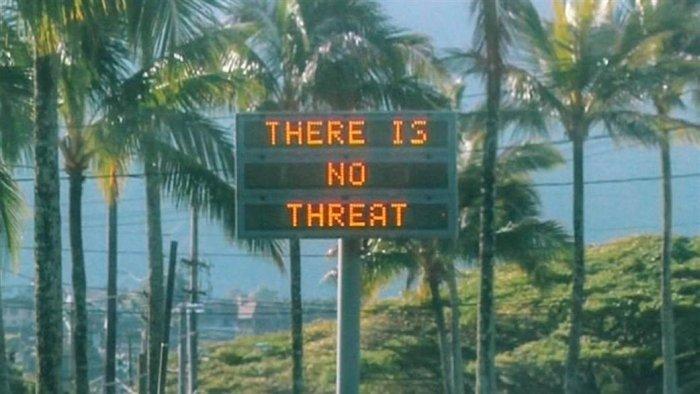 Falsa alerta de teléfono celular advierte sobre amenaza de misil que causa pánico en Hawai 1