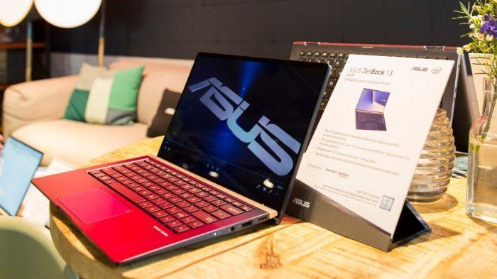 Asus anuncia ZenBook 13, 14 y 15 con bordes muy delgados en la pantalla 2