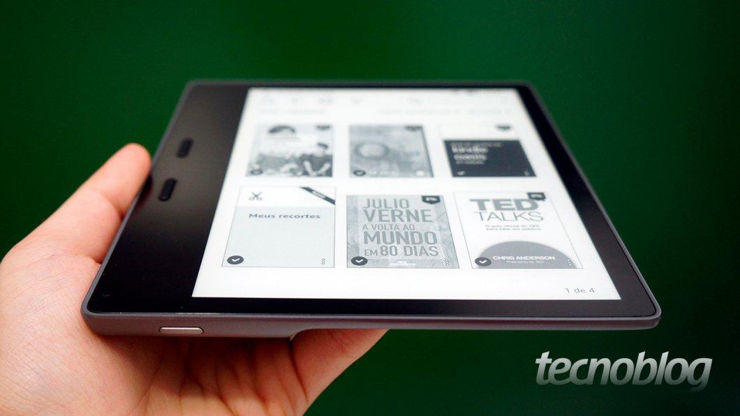 Kindle Oasis (2017): el mejor lector electrónico pasa factura 3
