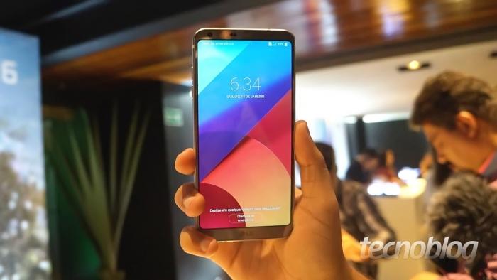 LG dejó de perder tanto dinero con los teléfonos inteligentes 1