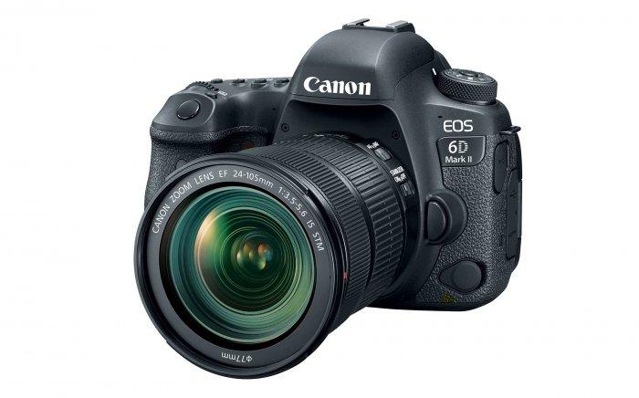 Canon actualiza su línea más asequible de cámaras DSLR, pero sin 4K 1