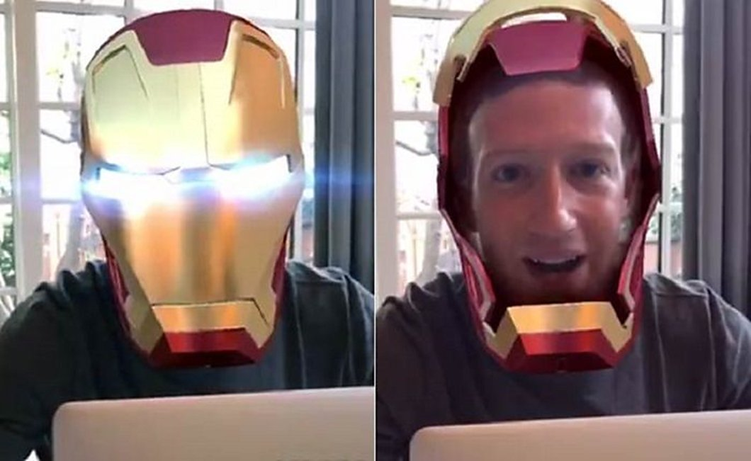 Este es Jarvis, asistente virtual de ... Mark Zuckerberg 3