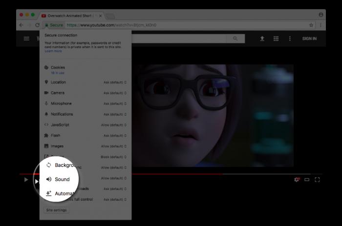 La función de pruebas de Chrome silencia los sitios molestos para siempre 1