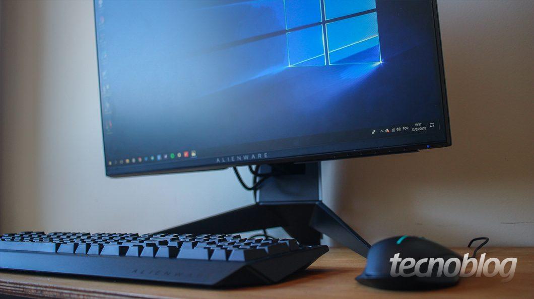 Monitor de jugador Alienware AW2518HF: Mundo a 240 Hz 7