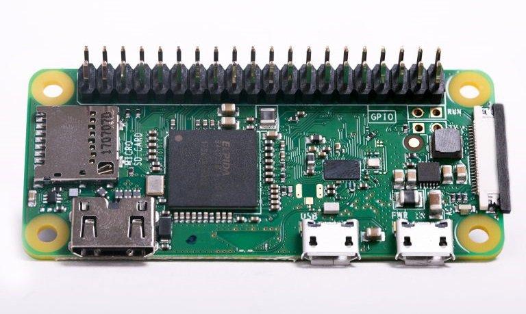 Raspberry Pi Zero WH es una computadora con Wi-Fi por solo $ 18 1