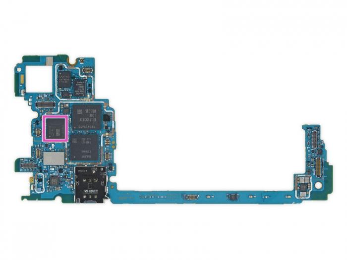 ¿Qué hay dentro de Google Pixel 2 XL? 2
