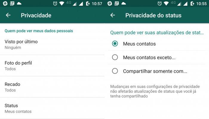 Cómo Controlar Quién Puede Ver Tu Estado De Whatsapp