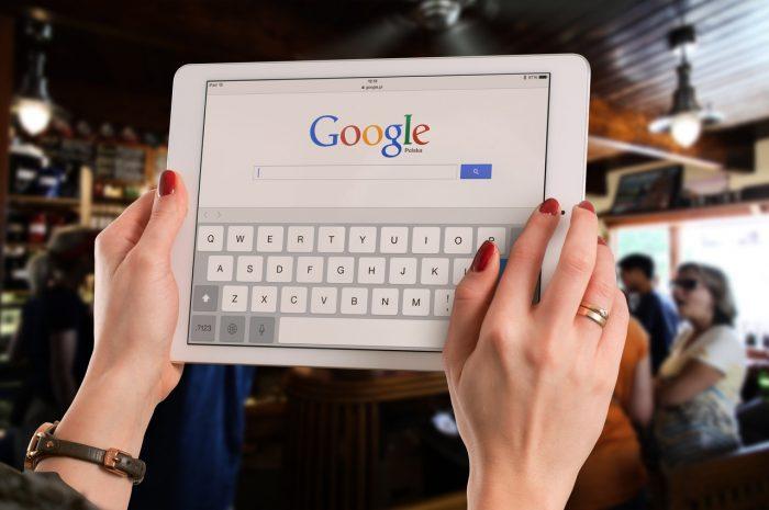 Cómo crear una cuenta de Google 1