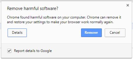 Google Chrome adquiere funciones antivirus en Windows 3