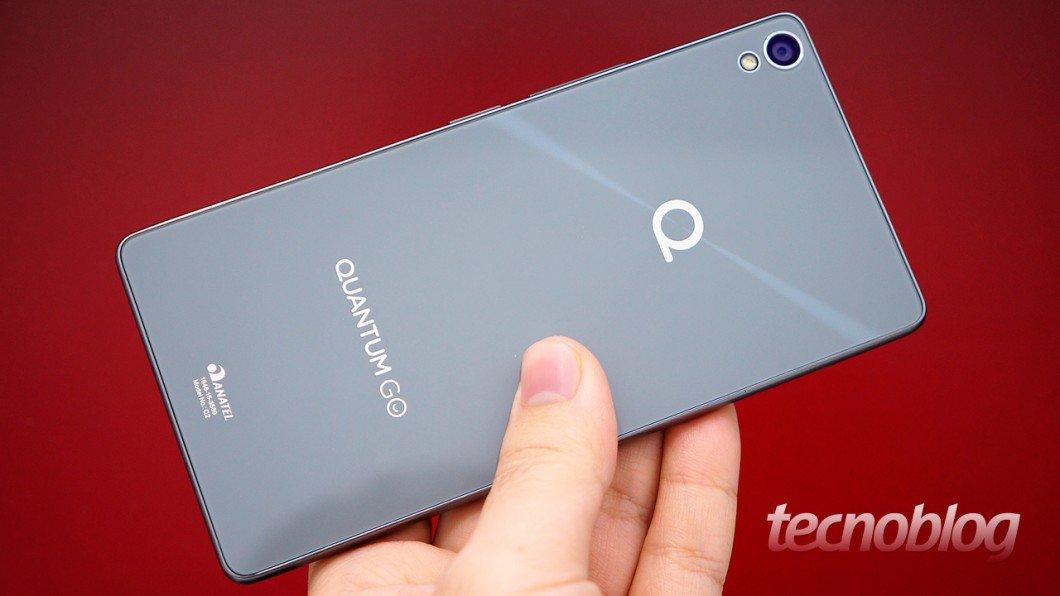 Quantum Go: el teléfono inteligente hermoso y asequible