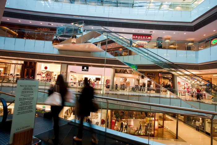 Los centros comerciales quieren gravar las compras en línea retiradas de la tienda 1