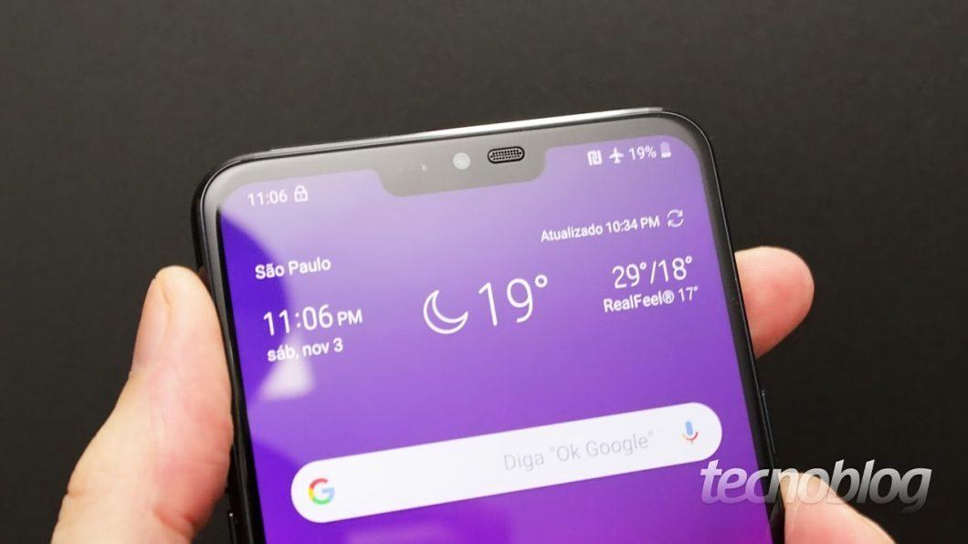 LG G7 ThinQ: ordenado en casi todo 7