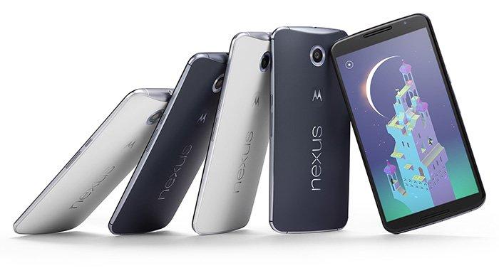 Por primera vez, Google revierte el teléfono inteligente Nexus a la versión anterior de Android 1
