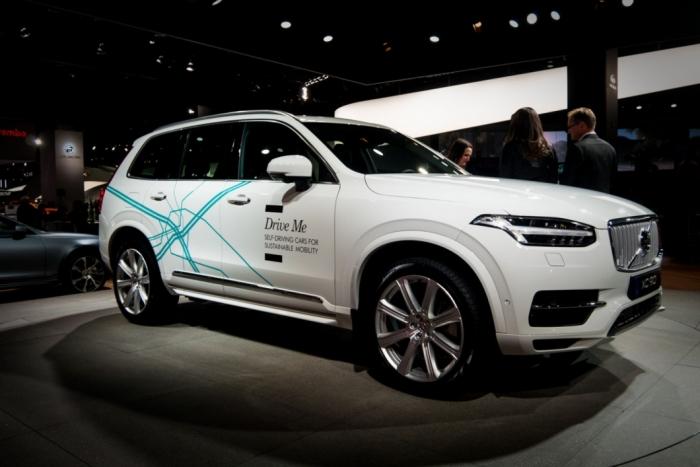 Volvo y Nvidia quieren poner autos autónomos en las calles para 2021 3