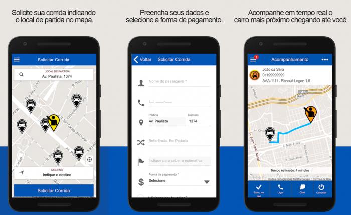 Gobierno lanza copia de Uber para funcionarios 1