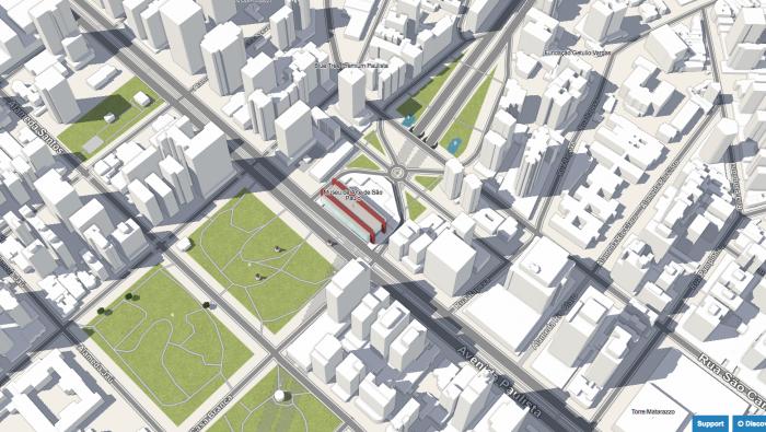 Un complemento te permite convertir mapas de ciudades reales en escenarios de videojuegos 5