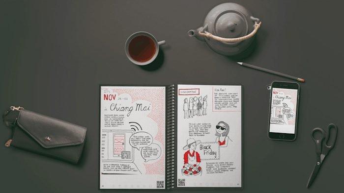 Everlast: el cuaderno que se puede reutilizar para siempre 1