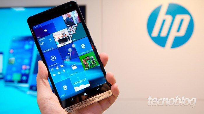 HP renuncia a los teléfonos inteligentes con Windows