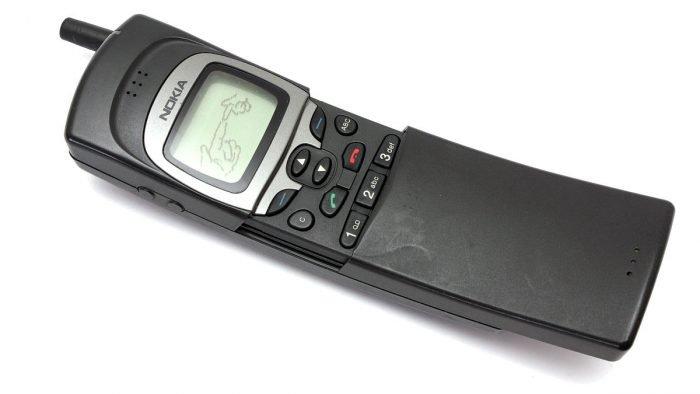 Esta es la versión Nokia 8110 Reloaded 2