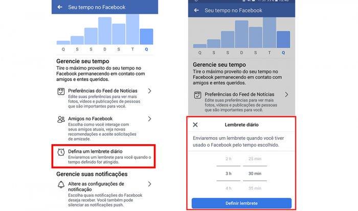 Cómo saber cuánto tiempo pasas en Facebook 5
