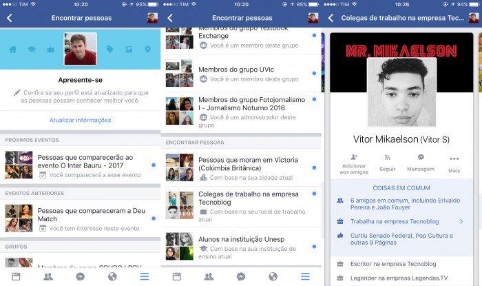 Facebook quiere ayudarte a hacer nuevos amigos 2