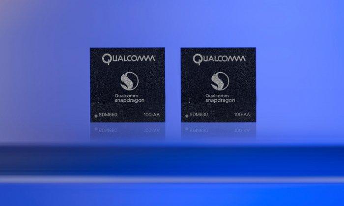 Snapdragon 630 y 660 son los nuevos chips intermedios para teléfonos inteligentes de Qualcomm 1