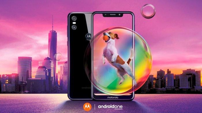 Motorola One se lanza en Brasil en asociación con Google por $ 1,499 1