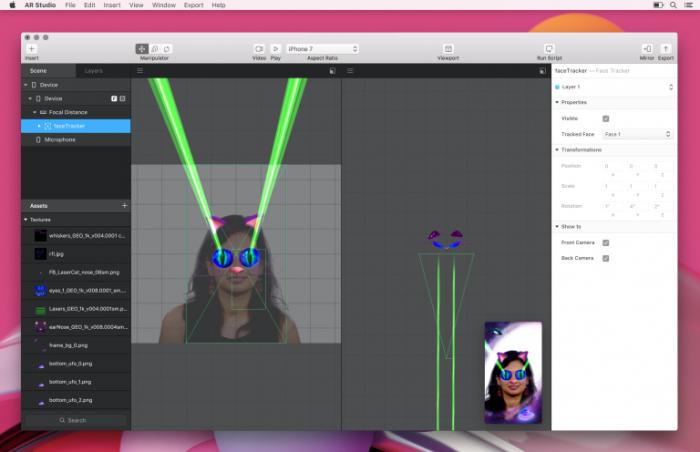 Facebook usa realidad aumentada para colocar objetos 3D en fotos y videos