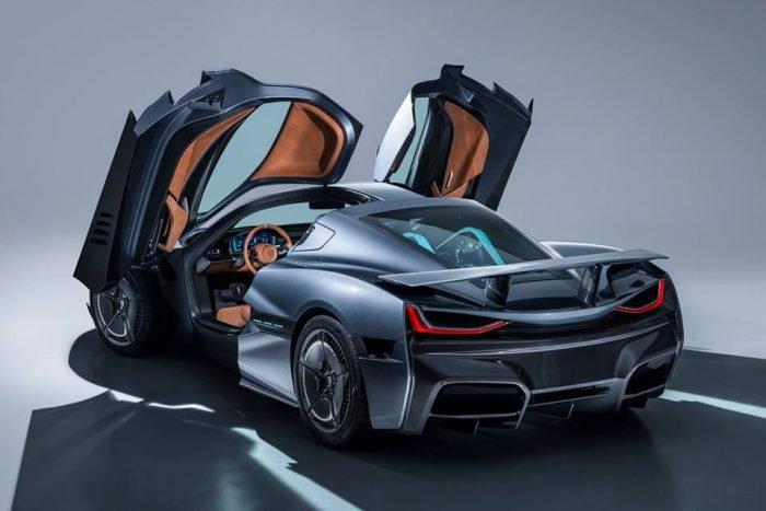 El superdeportivo eléctrico va de 0 a 100 km / h en 1.85 segundos 3