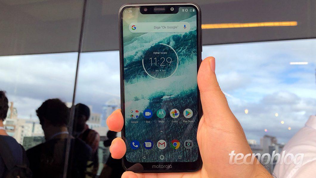Una mirada cercana al Motorola One 3
