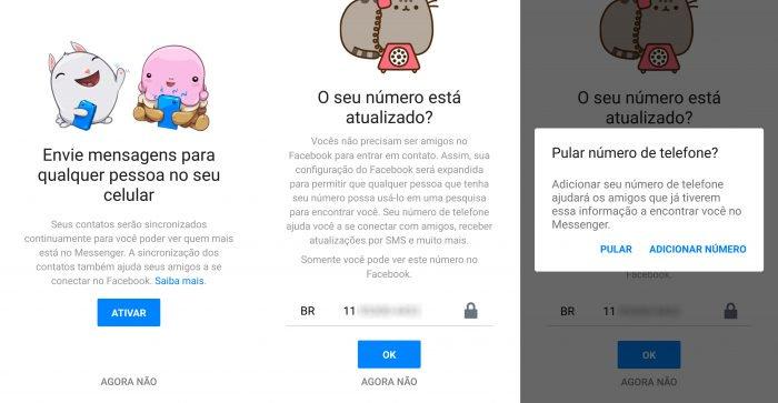 Facebook promete reducir la recopilación del historial de llamadas y los SMS en Android 2