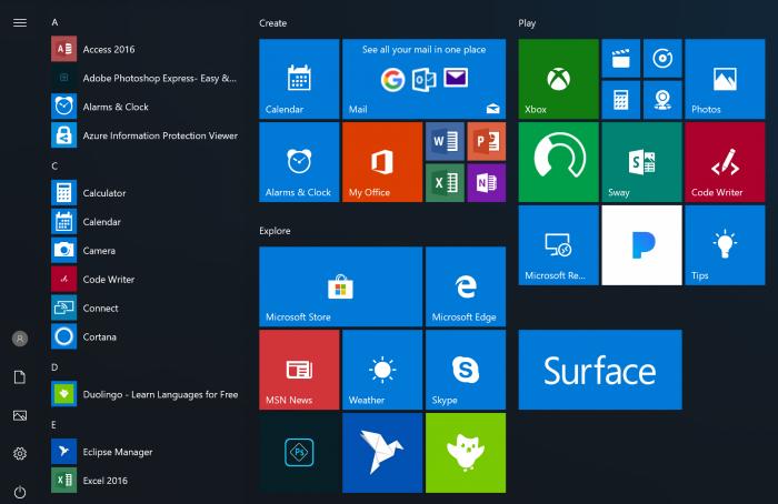 Windows 10 obtiene el modo de rendimiento máximo para obtener el máximo rendimiento