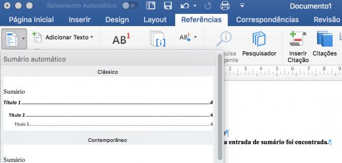 Cómo hacer una tabla de contenido en Word (para Windows o Mac) 3
