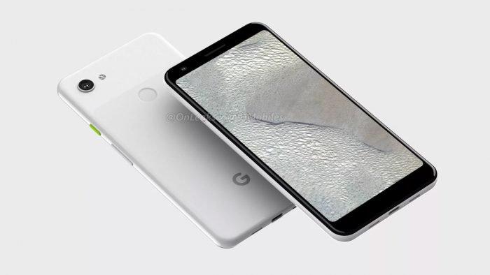 Pixel 3 Lite XL se espera que sea asequible y pantalla grande 1