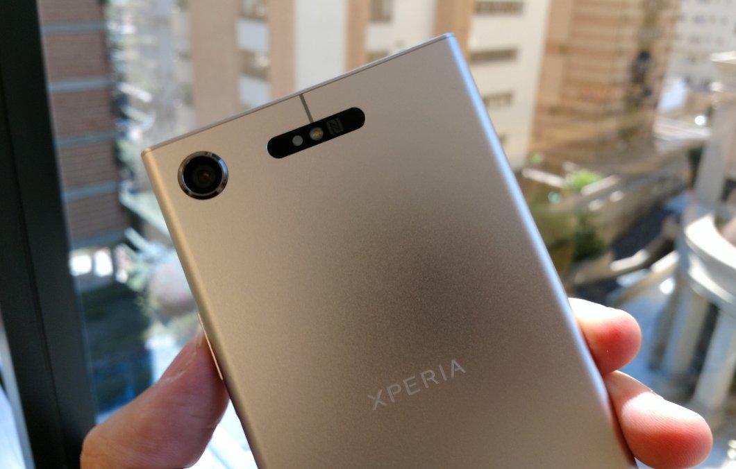 Sony anuncia el nuevo buque insignia Xperia XZ1 con versión compacta 1