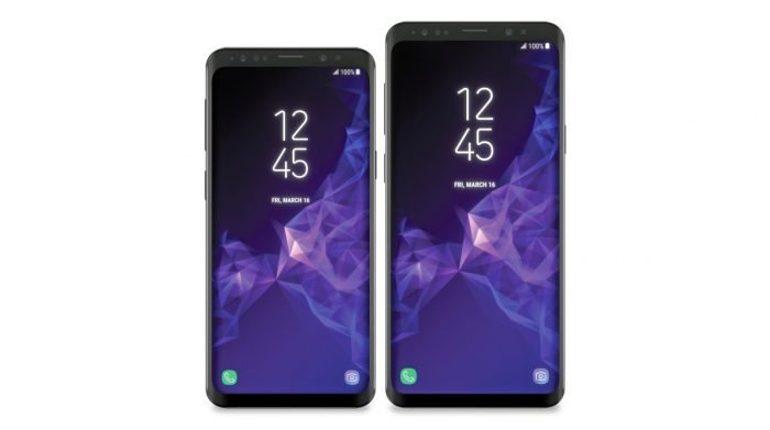 Estos son los Samsung Galaxy S9 y Galaxy S9 + 1
