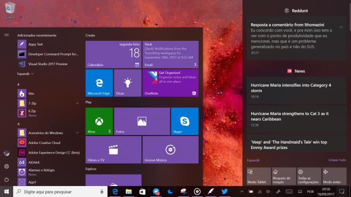 Windows 10 Fall Creators Lo nuevo 5
